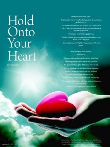 hold onto your heart